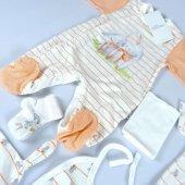 Aziz Bebe Hastahane Çıkış Seti 005120