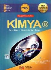 Nitelik Yks Kimya B Ders İşleme Kitabı