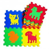 Polimat Hayvanlar Puzzle