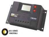 10 Amper Solar Şarj Kontrol Cihazı Regülatör Lcd M...
