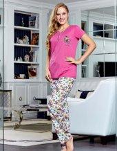 Pierre Cardin 9049 Modal Bayan Pijama Takım
