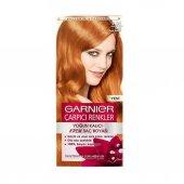 Garnier Çarpıcı Renkler 7.34 Sıcak Kum Bakırı Saç Boyası