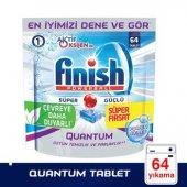 Finish Power&free Quantum 64 Tablet