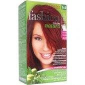 Fashion Colore Natura Saç Boyası 6.6 Dark Red