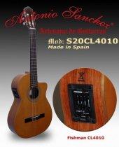 Gitar Elektro Klasik Antonıo Sanchez S20cl4010