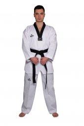 Daedo Taekwondo Elbisesi Fitilli Siyah Yaka Ta 1021