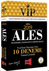 Ales Vip 10 Deneme 2019 Yargı