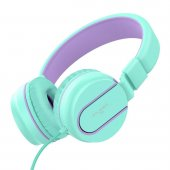 Ailihen I35 Headphones With Microphone Stereo Lightweight Adjusta