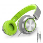 Aılıhen C8 Foldable Headphones With Microphone And Volume Control