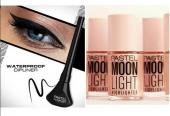 Pastel Waterprof Dipliner+ Pastel Aydınlatıcı Moonlight Highlight