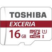 Toshiba 16gb 90mb Sn Microsdhc Uhs 1 C10 Excerıa Thn M302r(Yenii)