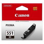 Canon Clı 551 Bk Siyah Orijinal Kartuş (7250 5450 6350)