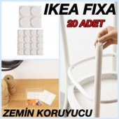 ıkea Fixa Zemin Koruyucu Keçe Seti 20 Adet