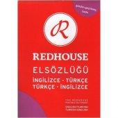 Redhouse Rs005 İngilizce Sözlük Plastik Kapak