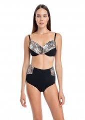 Dagi Kadın Balenli Bikini Takımı Siyah B0118y0623sy