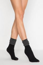 Penti Degaje Bayan Soket Çorap