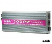S Lınk Sl 2000w Dc12v İnverter