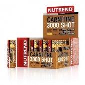 Nutrend L Carnitine Shot 3000mg 20 Ampul