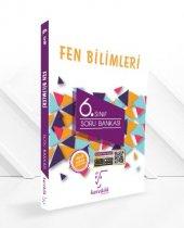 6.sınıf Fen Bilimleri Soru Bankası Karekök Yayınları