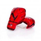 Everbest 12 Oz Kırmızı Siyah Boks Eldiveni Picar12