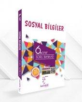 6.sınıf Sosyal Bilgiler Soru Bankası Karekök Yayınları