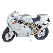 1 18 Burago Ducati Supersport 900fe