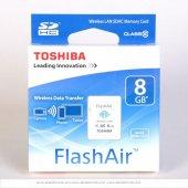 Toshiba 8gb Flashair Wifi Özellikli Hafıza Kartı