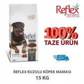 Reflex Kuzulu Yetişkin Köpek Maması 15 Kg