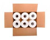 Tuvalet Kağıt İçten Çekmeli 4kg Mini Cimri Tuvalet Kağıdı