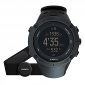 Suunto Ambit3 Peak Black Hr Spor Kol Saat...