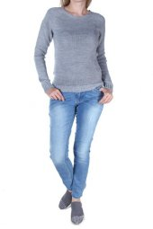 Only Bayan Kot Pantolon 15155061 Mavi