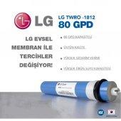 Lg Chem Membran Filtre 80 Gpd Twro 1812