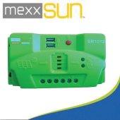 10 Amper Solar Şarj Regülatörü Analog Usb Y 12v