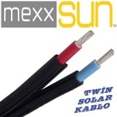 4 Mm Twın Solar Kablo 10 Metre
