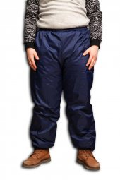 Makara Miflonlu Balıkçı Pantolon Lacivert