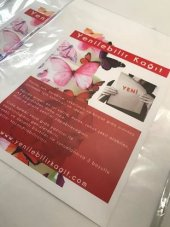 Yenilebilir Kağıt Wafer Paper 10 Lu