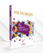 5.sınıf Fen Bilimleri Soru Bankası Karekök Yayınları