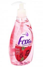 Fax S.sabun 400ml Gül