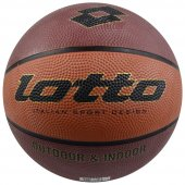 Lotto Ek152 Ball Vulcan Rub 7 No Basketbol Topu