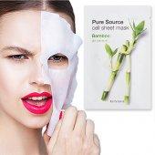 Mıssha Pure Source Cell Sheet Mask (Bamboo)