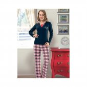 Derya Kurşun 781 Bayan Pijama Takımı