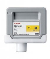 Canon Pfı 303 Yellow Mürekkep Kartuş 2961b001 Can30034