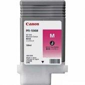 Canon 3631b001 Pfı 104m Ink Tank Macenta Kartus (130 Ml) Ipf 650 Ipf 655 Ipf 750 Ipf 755 Ipf 760 Ipf 765