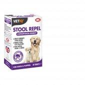 Yetişkin Köpekler İçin Vetiq Dışkı Yemeyi Önleyici Tablet 30 Tabl
