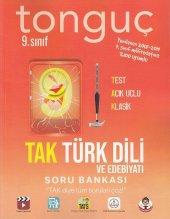 Tonguç 9.sınıf Tak Türk Dili Ve Edebiyat Soru Bankası
