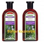 Tresan Şampuan Isırgan Otlu Yağlı Saçlar İçin Biberiye 500ml 2 Ad