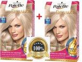Palette Deluxe 10.2 Platin Sarısı Saç Boyası 2 Adet
