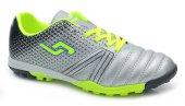 Jump Neon Silver Halısaha Spor Ve Futbol Ayakkabıs...