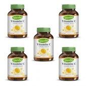 Voonka Vitamin C 20 Çiğneme Tableti 5 Kutu Kampanya Paketi