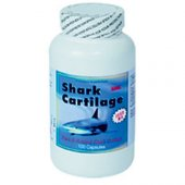 Mnk Shark Cartilage 1000mg 100 Kapsules
